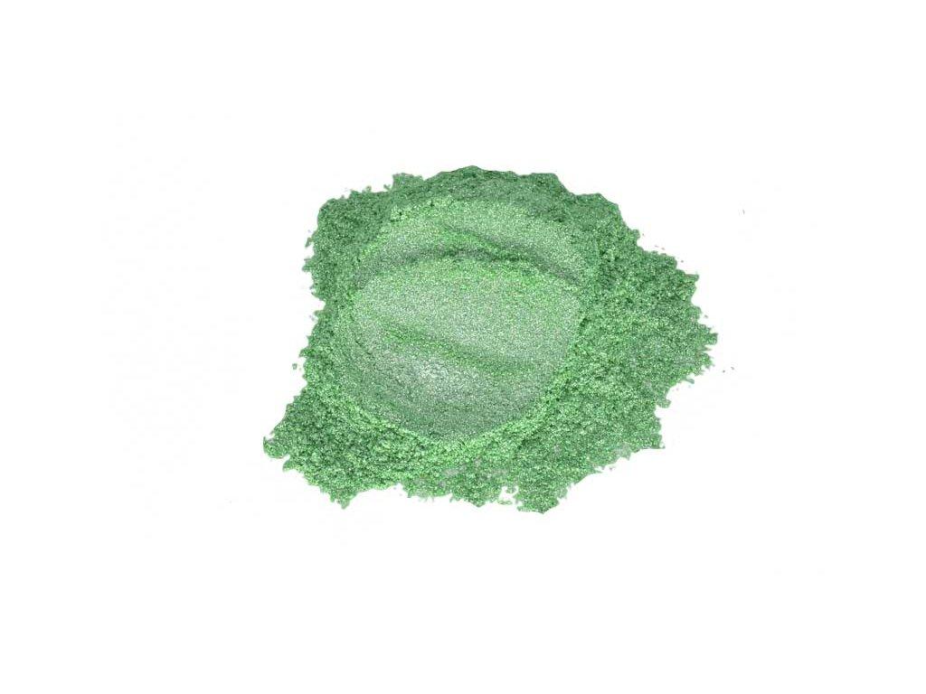 Metalický prášek Green light DX110 10g