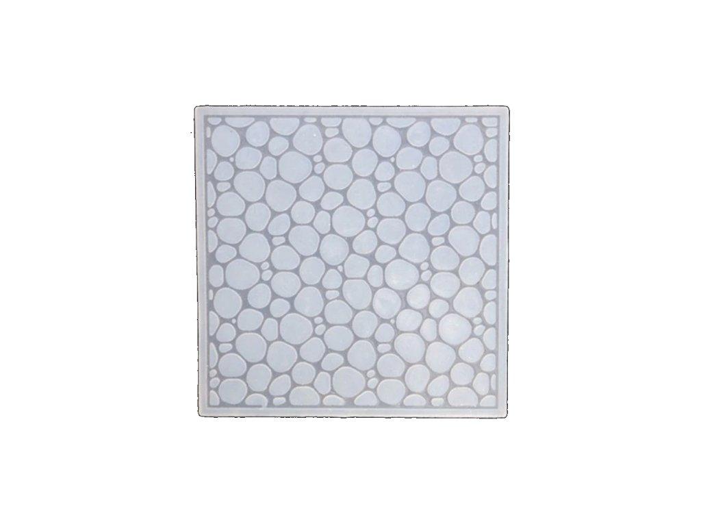 silikonova forma bubliny