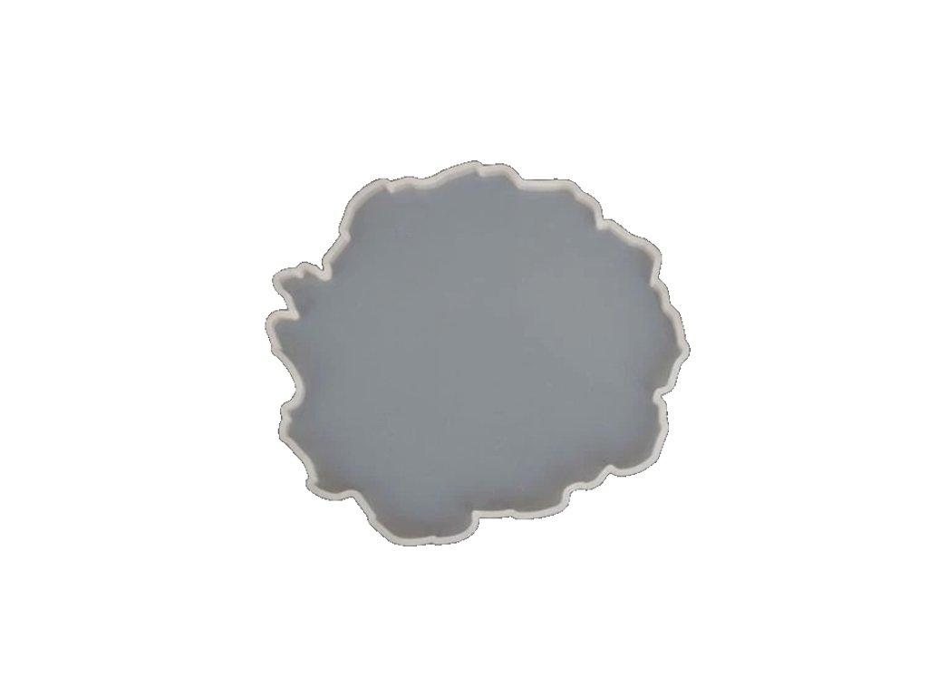 Silikonová forma Podtácek plné dno TYP 1310 130x110mm