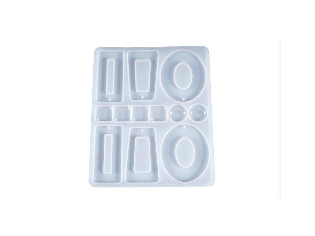 silikonova forma privesky 12 1