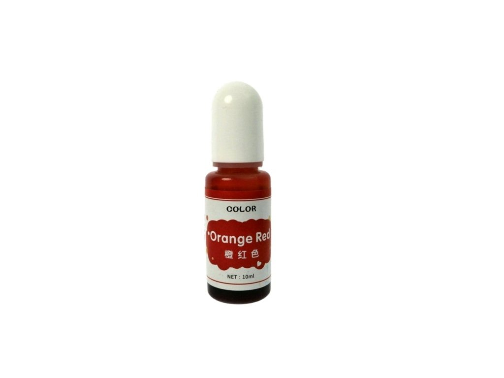 c orange red