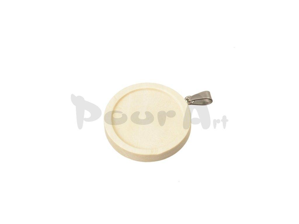 Lůžko na pryskyřici PourArt