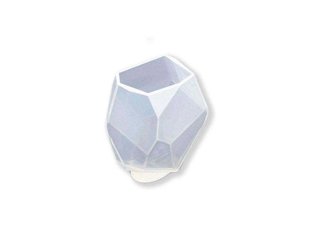silikonova forma krystal 1 0