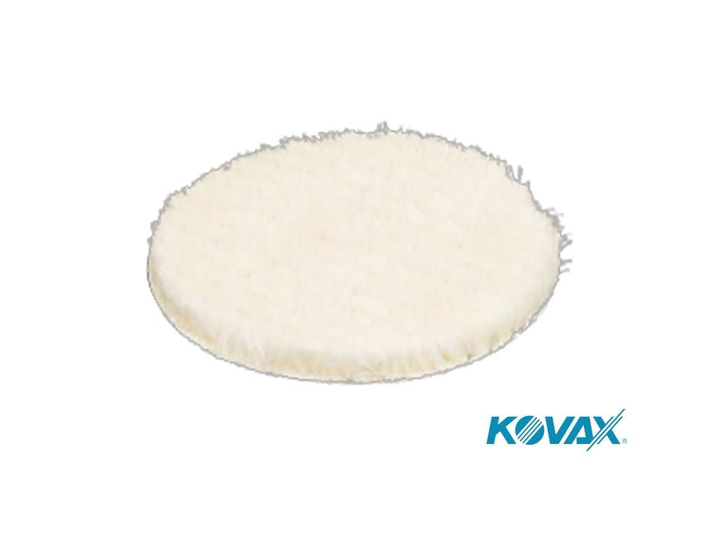 WoolCompoundingPad lestici kotouc pryskyřice
