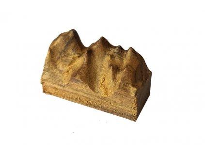 Reliéf dřevěný pro zalití pryskyřicí A49-04