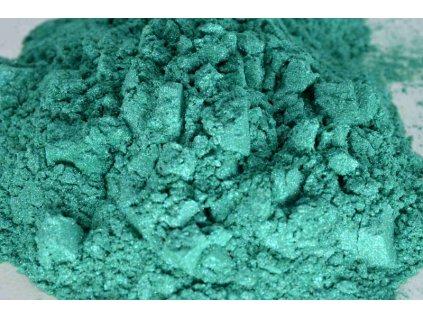 metalicky prasek 0999 aqua