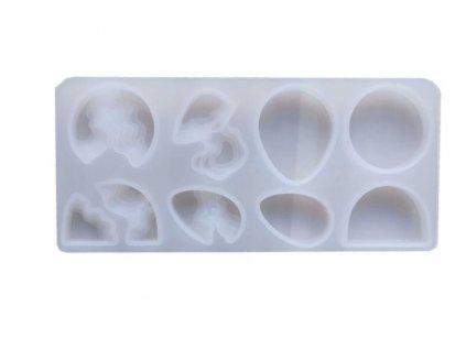 silikonova forma na dekorace 2 0