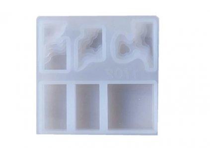 silikonova forma na dekorace 3 0