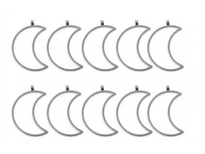 luzko na pryskyrici mesic