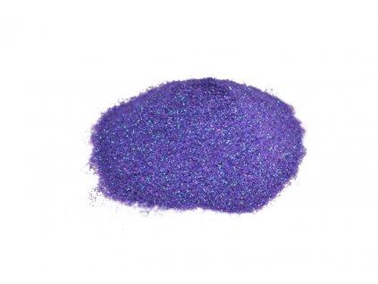 Glitter do pryskyřice holografický fialová 9955 10g