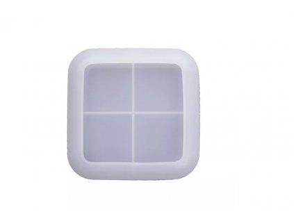 Silikonová forma Čtverec 1515 105x105mm
