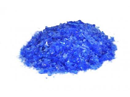 Skleněná drť Crystal Blue DM1030 1-3 mm 200g