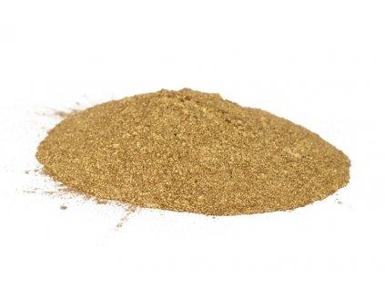 metalicky prasek zlaty 50 pourart
