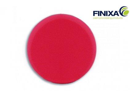 Leštící kotouč molitanový 145/30mm červený