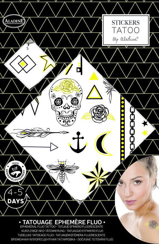 Tetovací obtisky pro děti IV.