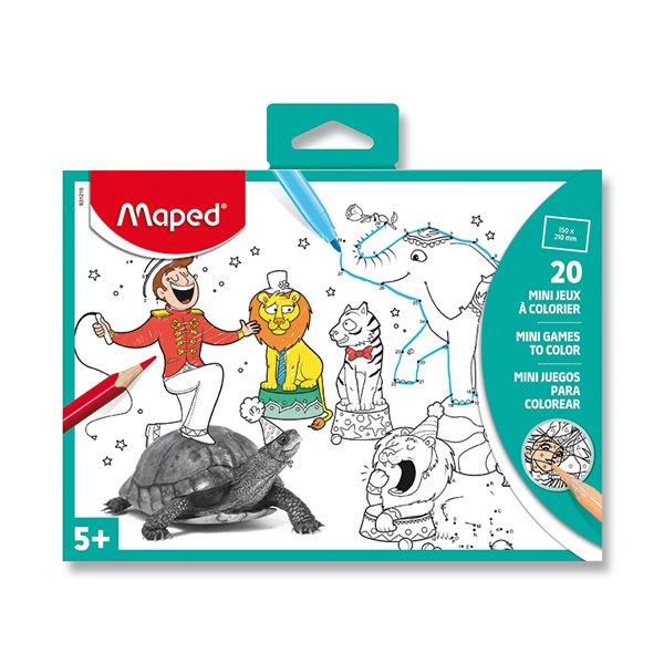 Cestovní minihry Maped