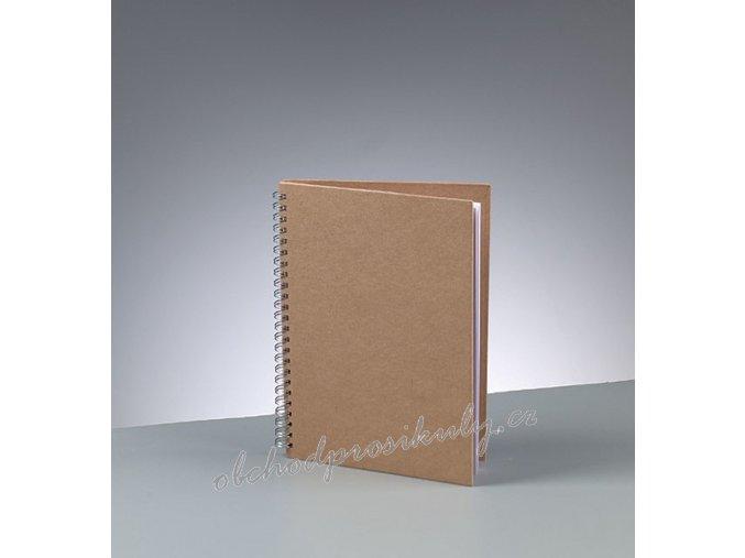 Zápisník k dalšímu dotvoření, A5