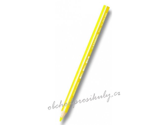 stabilo trio silna pastelka zluta 203 205 original