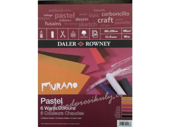 Murano Pastelm warm color