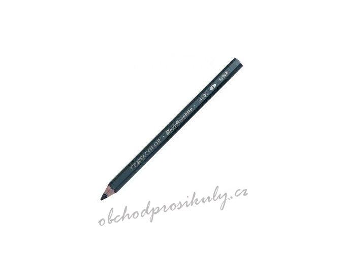 Grafitová tužka CRETACOLOR 9B, šestiboká, silná