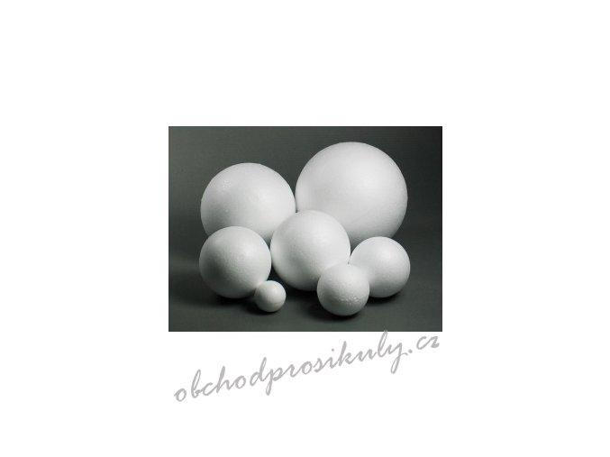 Polystyrenové koule
