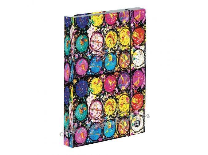 Boxy na sešity - HEFT BOX, A4