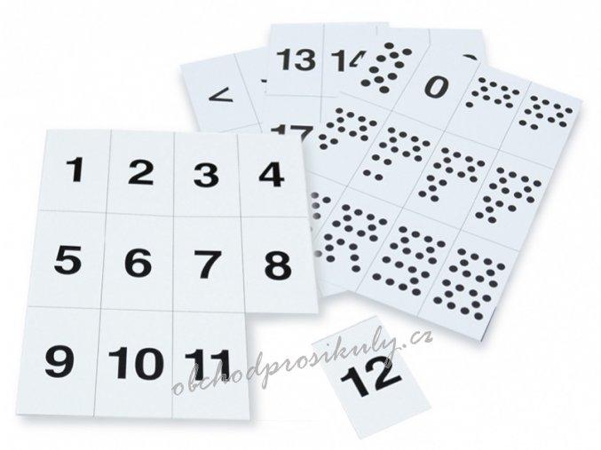 Desky na číslice