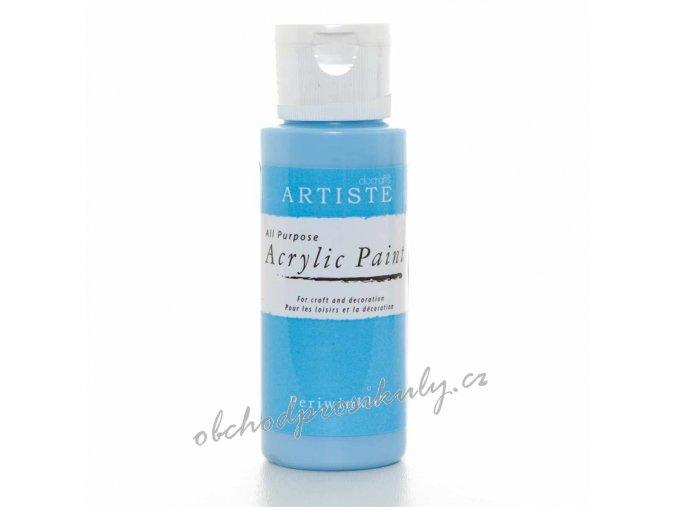 Akrylová barva nebesky modrá 59ml