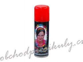 smyvatelny barevny lak na vlasy objem 125 ml cervena original