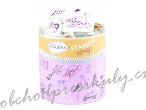 Razítka StampoScrap, narození miminka