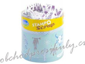 Aladine razítka StampoScrap, Indiáni, lapač snů