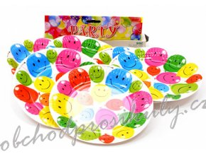party talirky 18 cm 6 ks 200183 original