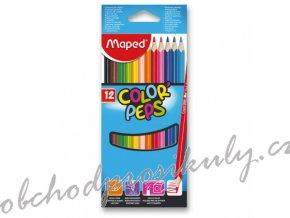 pastelky maped color peps 12 barev 9183212 original