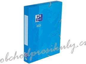 Box na dokumenty, OXFORD,  A4, 249x328x40mm