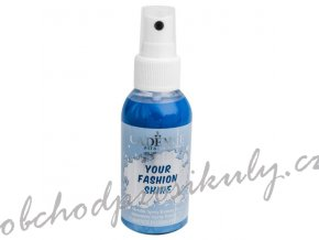 perletovy sprej na tmavy textill 100ml tmave modra