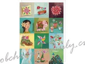 izou greeting card voici des fleurs.jpg