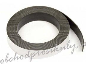 Magnetická lepící páska - 20 mm x 3 m - PK73-10