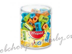 Ořezávátko Maped Vivo - 1 otvor, mix barev