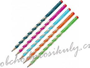 expo 90 matite ergonomiche triangolari slim easygraph s hb new color stabilo