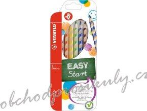 stabilo easycolors pro pravaky 6 ks pouzdro.3507352040.1535624953