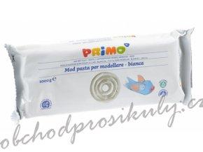 Samotvrdnoucí hmota PRIMO, 1000g, bílá
