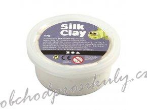 Modelovací hmota samotvrdnoucí Silk Clay