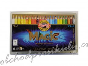 Pastelky Magic