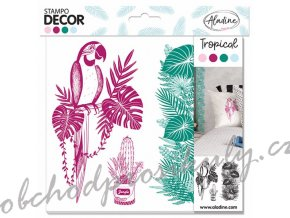 stampodecor tropical