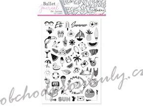 stampo bullet journal leto6