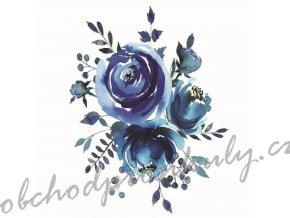 nazehlovaci nalepka kvetiny 5 25 x 35 cm