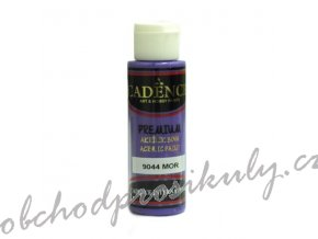 akrylova barva premium fialova purple 70 ml