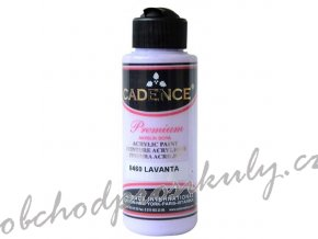 akrylova barva premium levander