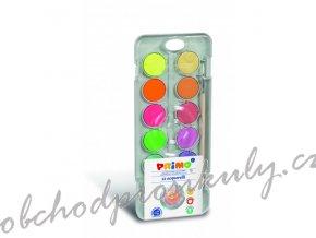 vodove barvy primo 8metalickych4fluo barev 30mm 1