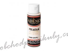 akrylova barva premium ecru